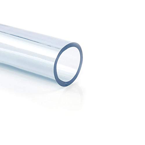 PVC Schlauch transparent 38x48 mm | PVC Schläuche tranparent | Schläuche | Meterware
