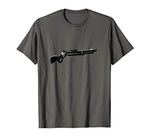 Tactical Lever Action Rifle T-Shirt