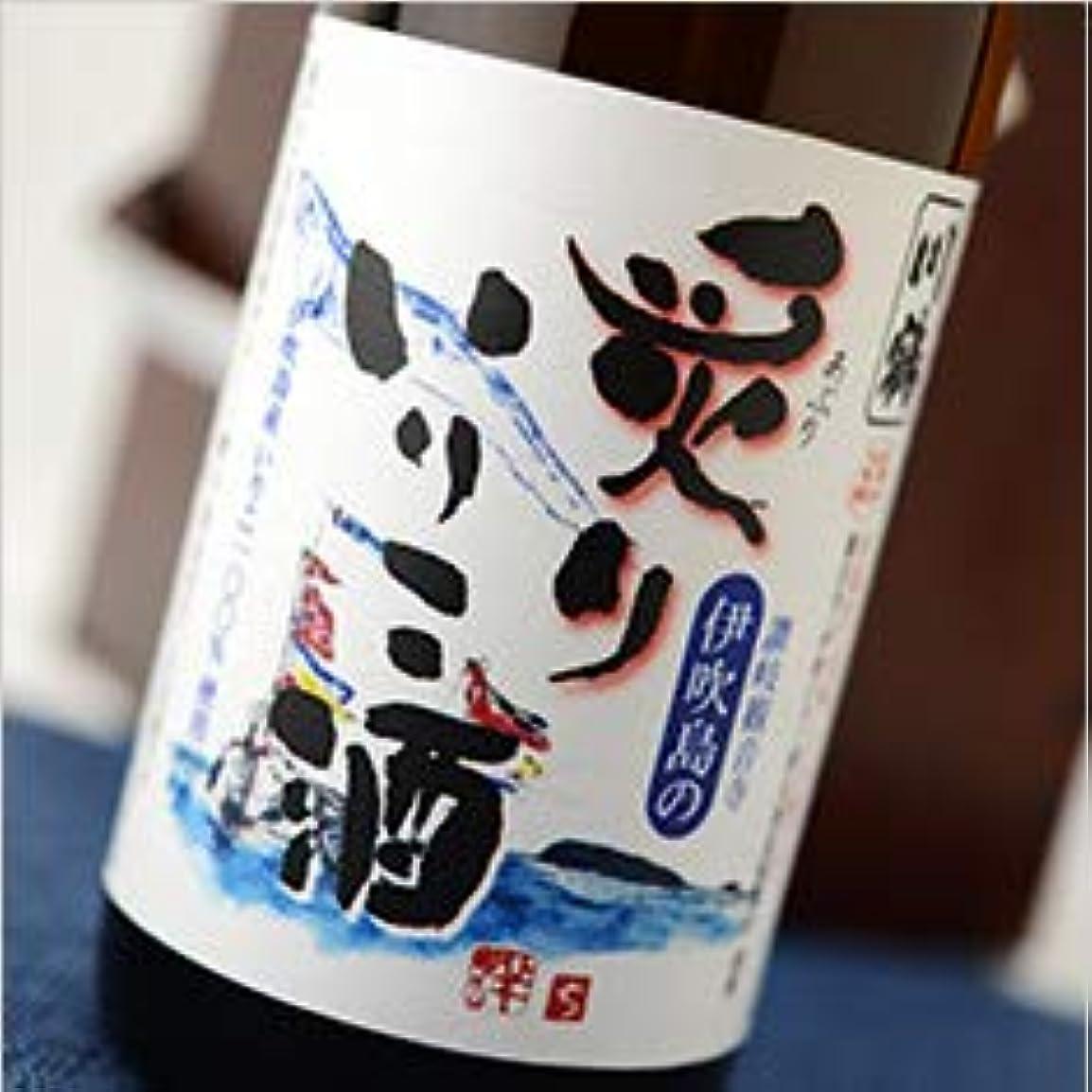 副シーケンス終点川鶴 炙りいりこ酒 1800ml