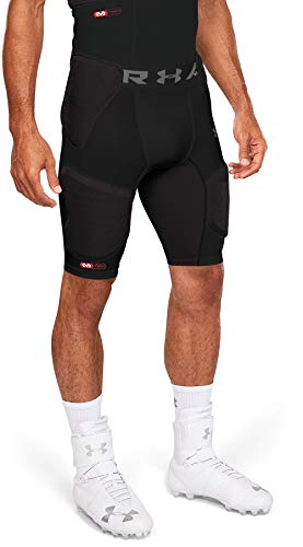 Gameday Armour 5-Pad Girdle-BLK,MD