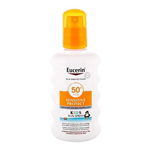 Eucerin Gesichts-Sonnencreme, 1er Pack(1 x 200 ml)