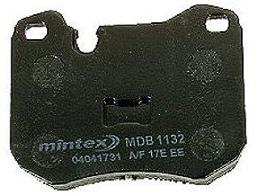 Mintex mdb2950/Juego de pastillas de freno