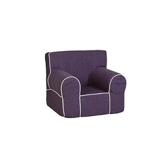 Unknown1 All Mine Kids Chair in Transitional Polyester Blend
