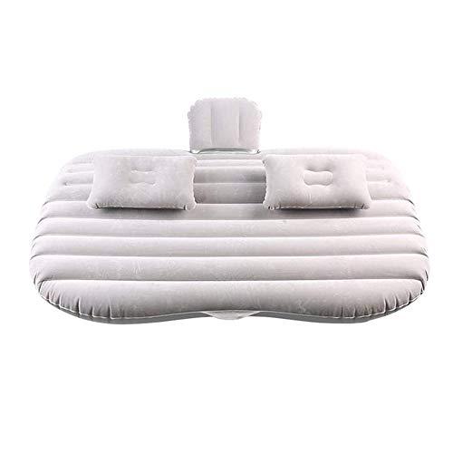 ZT Ultramar coche cama for el automóvil colchón de aire viajes Bed inflable colchón de aire inflable de la cama de coche cubierta del asiento trasero inflable del amortiguador del sofá, colchón inflab