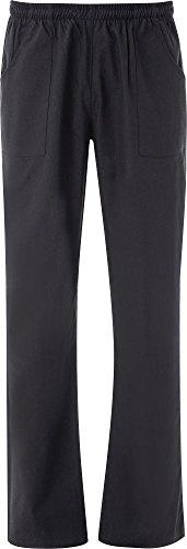 JOBLINE Hose MIT Kordelzug UND Taschen; Farbe Marineblau, GRÖSSE XS - 3XL - XL(52/54IT)