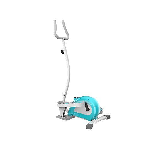Best Buy! DUXX - Stepper, Home Adjustable Small Stepper Mini Armrest Elliptical Mute Fitness Equipme...