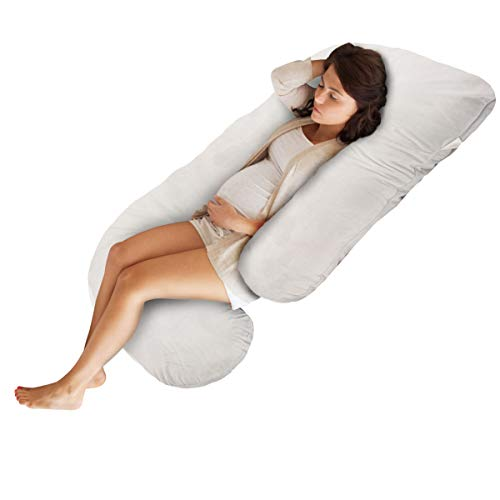 KINGSO Pregnancy Pillow review