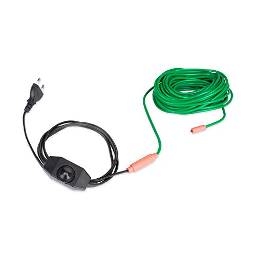 Waldbeck Greenwire Select 12 cable calefactor de plantas -