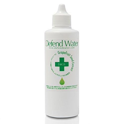 加湿器のタンクに加えるだけの空間除菌液「ディフェンドウォーター」: 110回分