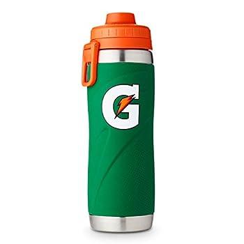 Gatorade 26oz Stainless Steel Bottle One Size Green