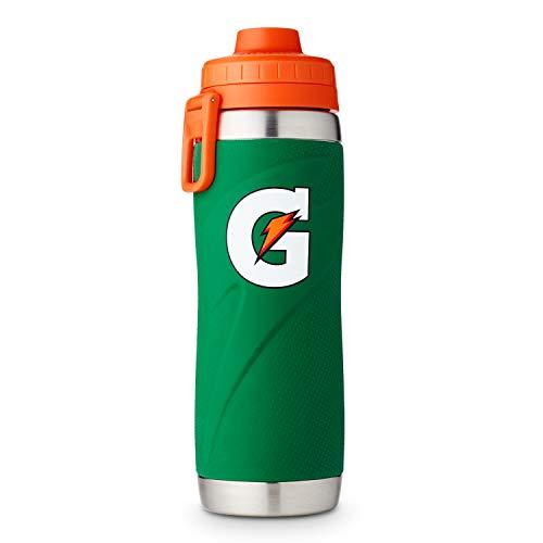 Gatorade Edelstahl-Flasche, ca. 740 ml, Einheitsgröße, Grün