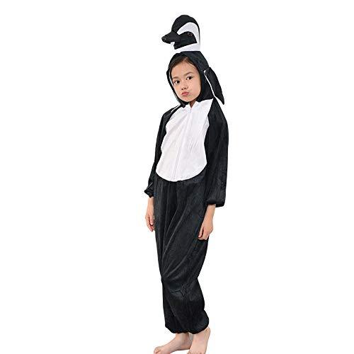XRRRO karikatuur-kleintje pinguïn-poppen-lopend kostuum kinderdagcarnaval cosplay dierkostuum