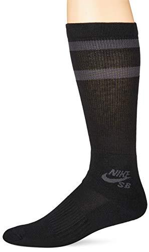 Nike SB 3PPK Crew Chaussettes Unisexe L noir/anthracite
