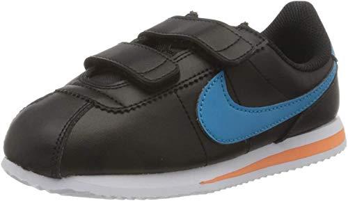 Nike Cortez Basic SL, Zapatillas, Negro, 34 EU