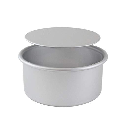 PME - Teglia Professionale Tonda in Alluminio Anodizzato con Fondo Removibile 25 cm