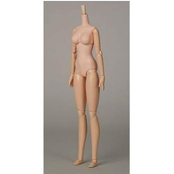 オビツドール 27cm オビツボディ 女性 SBH バストサイズ M ナチュラル ソフトビニール製 可動フィギュア素体