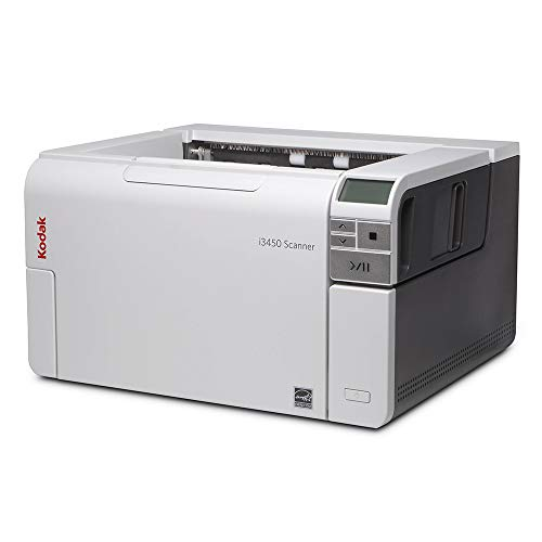 Big Save! Kodak 1292937 I3450 FB/SF CLR 1200DPI 48BIT USB 2.0/3.0 A4 SCANNER