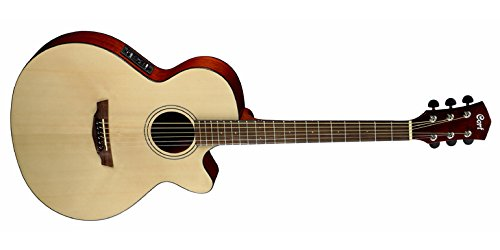 Cort SFX1F NS - Guitarra electroacústica (madera)