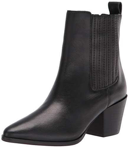 Lucky Brand womens RADAH Bootie Black,9.5