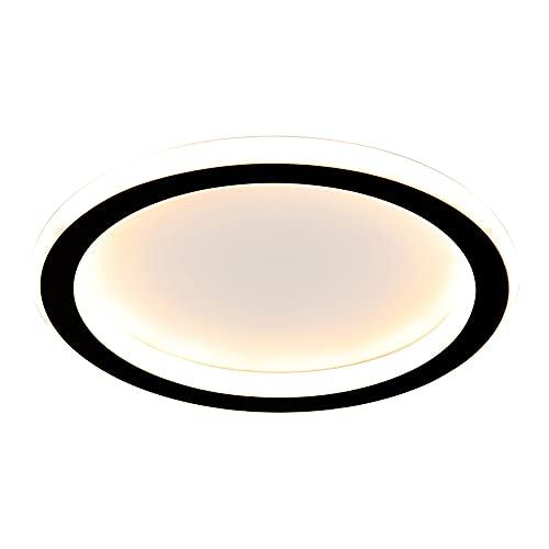 Warmdeco Lámparas de Techo LED Lámpara de Interior de ara?a Simple Moderna para Sala de Estar Dormitorio Comedor Cocina