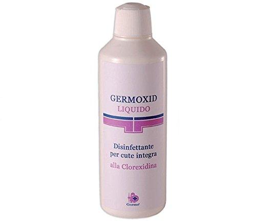 GERMO DISINFETTANTE ALLA CLOREXIDINA GERMOXID 250 ML 1 FLACONE