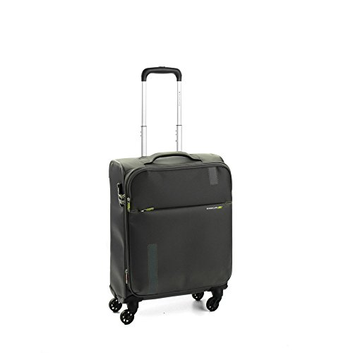 RONCATO Speed Trolley cabina morbido espandibile 4 ruote tsa Antracite