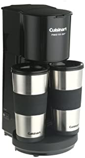 cuisinart two cup to go coffee maker