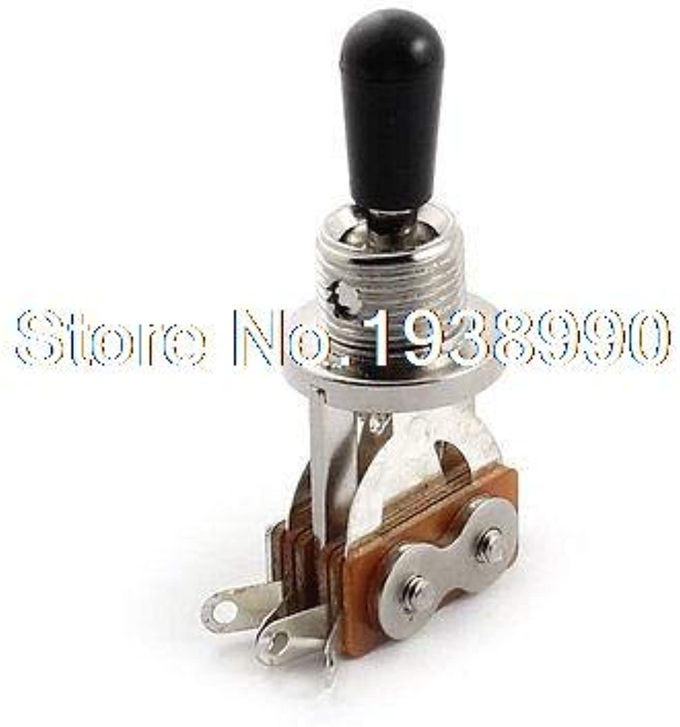 12mm Thread 3 Position SP3T SelfLocking Electric Guitar Toggle Switch