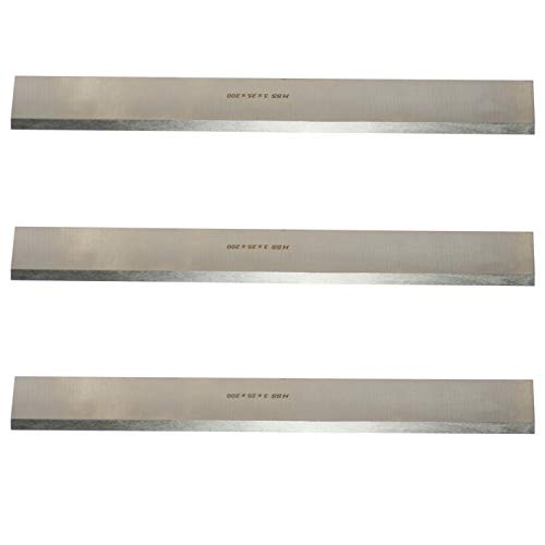 7.87 InchesIndustrial Planer and Jointer Blades KnivesReplacement for Grizzly Model G6698, Oliver and other 8
