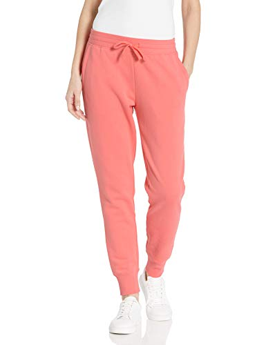 Amazon Essentials Jogger Sweatpant Athletic-Pants, Coral Brillante, US M (EU M - L)
