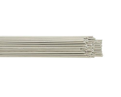 "HARRIS 04043305 4043 Aluminum TIG Welding Rod, 1/16"" x 36"" x 5 lb. Box"