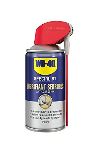 WD-40 Specialist • Lubrifiant Serrures...