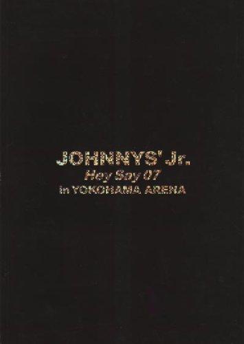 『パンフレット ★ Hey!Say!JUMP・ジャニーズJr. 2007 「JOHNNYS'Jr. Hey Say 07 in YOKOHAMA ARENA」』の1枚目の画像