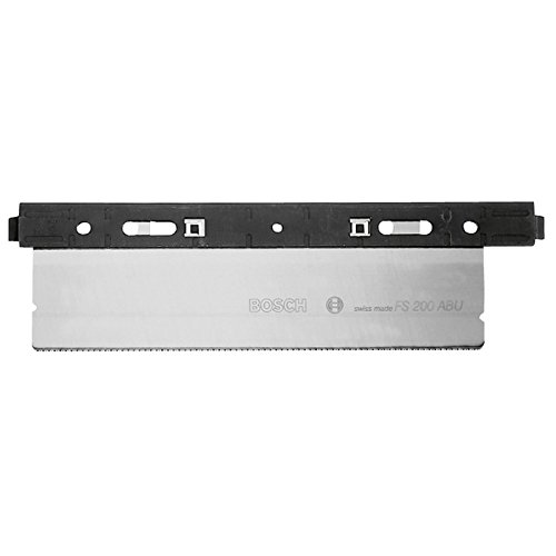 Bosch 2 608 661 201 - Hoja de sierra para cortar enrasado FS 200 ABU - HAS, 200 mm, 1,25 mm (pack de 1)