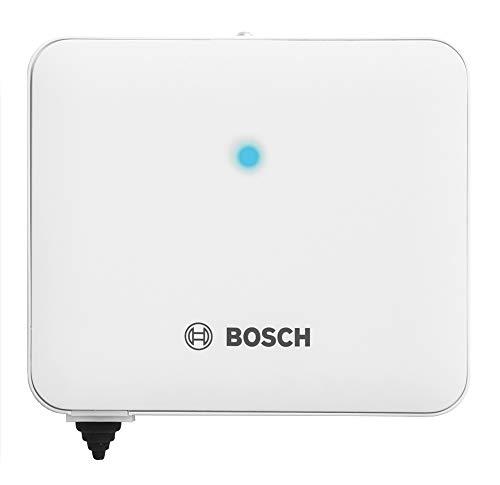 Bosch Termotecnica Adaptador para termostato WiFi Smart EasyControl CT 200 – Para conexión con calderas Bosch y otras marcas – Blanco