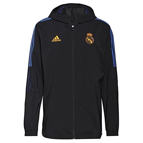 Adidas - Real Madrid Temporada 2021/22, Chaqueta, Other, Entrenamiento, Hombre