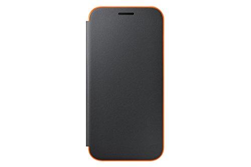 Samsung Neon Flip Cover für Galaxy A3 (2017) schwarz