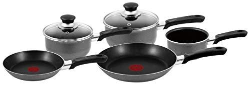 Tefal Easycare 5-Piece Non-Stick Cookware Set