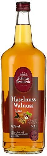 Schlitzer Haselnuss Walnuss Likör (1 x 0.7l)