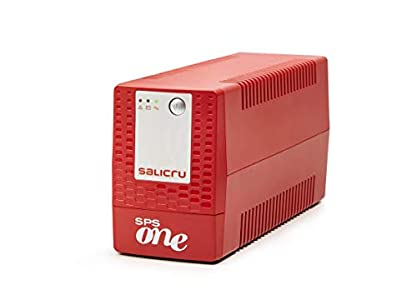 Salicru sps 900 one – sistema de alimentación ininterrumpida (sai/ups) de 900 va line-interactive.