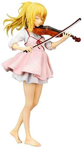 brand less Anime Your Lie in April Miyazono Kaori PVC Figura 23 cm