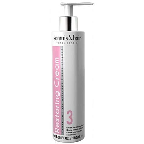 Somnis&Hair Restoring Cream - Crema Sin Aclarado para cabello dañado 180ml