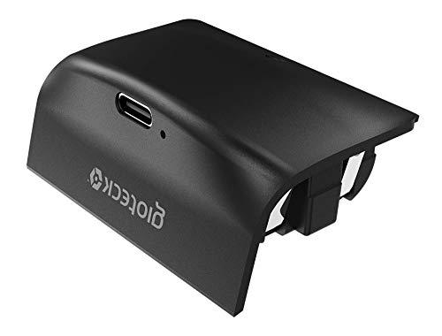 Gioteck - Bateria Pack - Bateria Mando Xbox Series X S, 12 Horas de duración de la batería, Indicador LED, Plug and Play, Cable de Carga de 3 Metros, para Xbox X S (Xbox Series X)