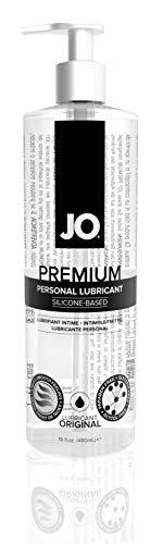 JO Premium Silicone Lubricant - Original (16 oz)