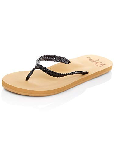 Roxy Costas - Sandals for Women - Sandalen - Frauen - EU 38 - Schwarz