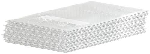 Rosenstein & Söhne Vakumierbeutel: 50 Profi-Folienbeutel für Balken-Vakuumierer, 15 x 20 cm (Vakuumier-Beutel)