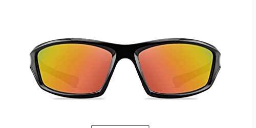 Gafas De Sol De Visión Nocturna Tamaño medio Película naranja
