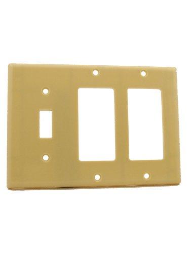 Leviton 80431-I, 1-Pack, Ivory