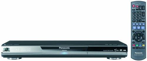 Buy Panasonic DMP-BD80 High Clarity Audio Blu-ray Disc Player, Black