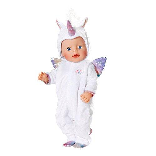 BABY Born 824955 Kleidung für Puppen, bunt
